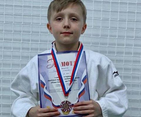 Воспитанник ВСК «Беркут» Закотенко Михаил завоевал бронзовую медаль!