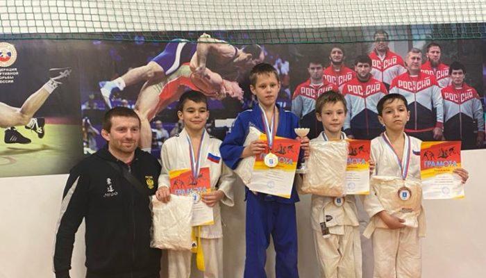 16 февраля в г. Раменское проходил Новичковый турнир по дзюдо, посвящённый Дню защитника Отечества!
