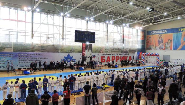 Первенство Московской области среди юношей в Орехово-Зуево