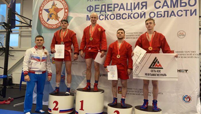 Чемпионат Московской области в Королеве